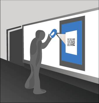 Marketing/Promote QR code